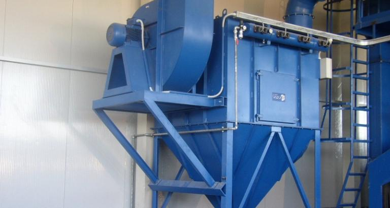 Dust collector – PF